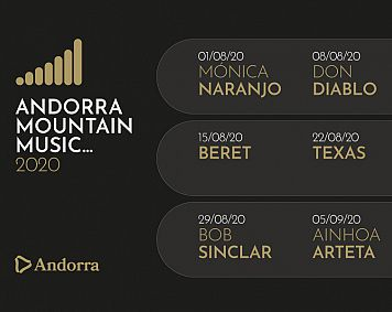 Andorra Mountain Music - Ofertes - Hotel Diplomàtic