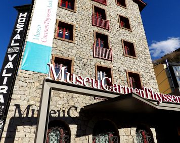 Thyssen Museum - Offers - Hotel Diplomàtic